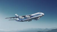 antonov an-124 3d max