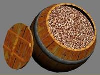 Buckwheat Barrel