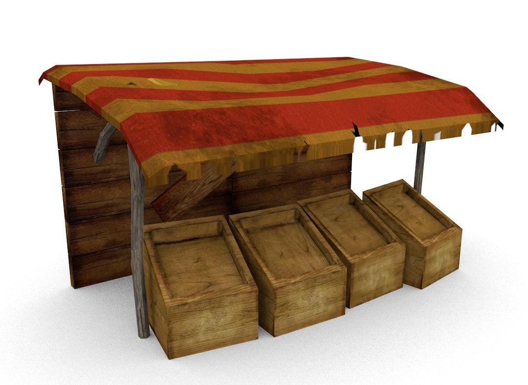 market house 3d 3ds