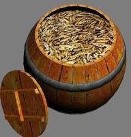 Oats Barrel