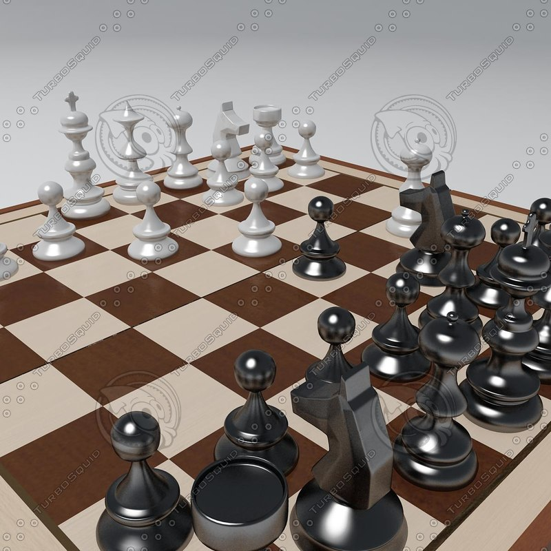 chess pieces max