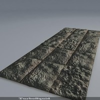 3d stone 02
