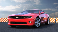 maya chevy camaro car