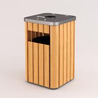 3d max waste bin