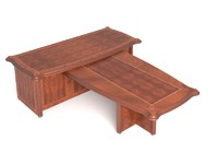 3d table classic model