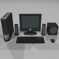 cinema4d computer setup dell