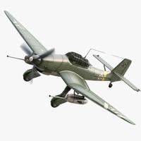 Junkers Ju 87D Stuka