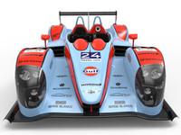 LeMans Oak Racing Morgan