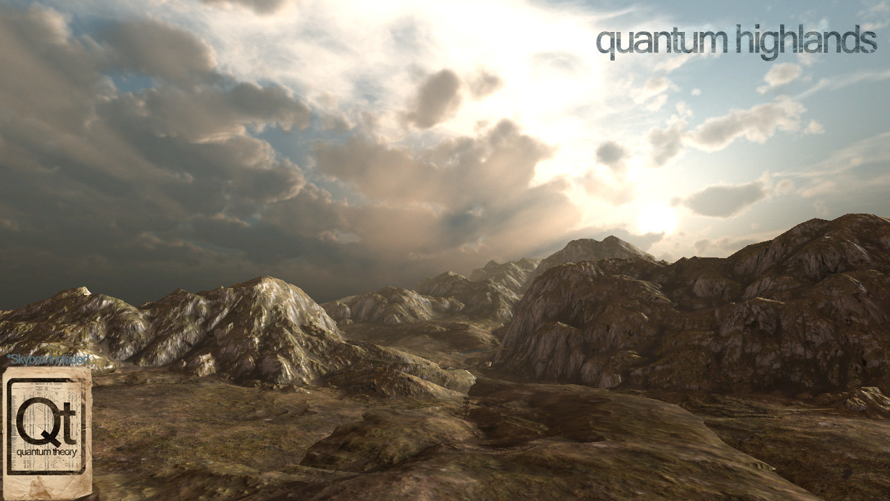 quantum background skybox x