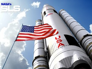 3d max nasa space launch 70t
