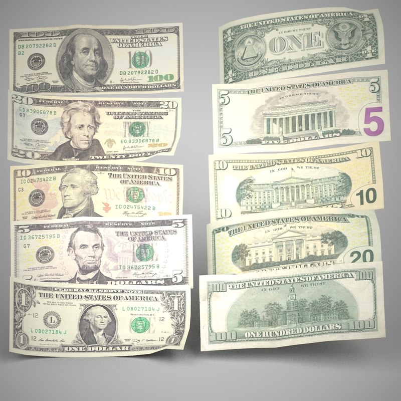 Us Money Collection