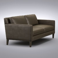 Crate and Barrel - Vaughn Sofa