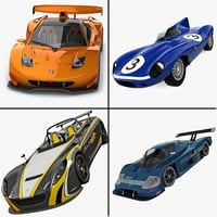 Racing Cars Collection 5