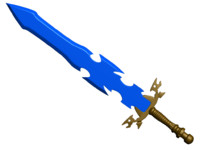 Sharp Blade sword weapon