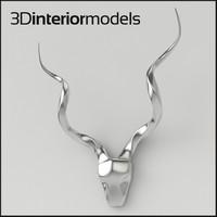 Aluminium Antlers
