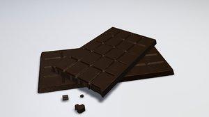 patch chocolate obj