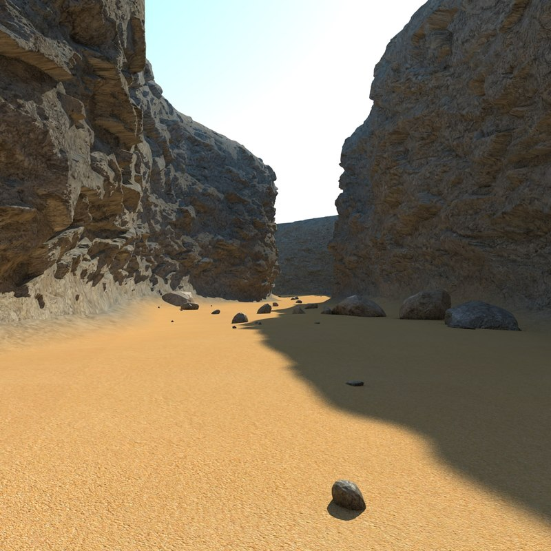 grand canyon 3d models and textures | turbosquid