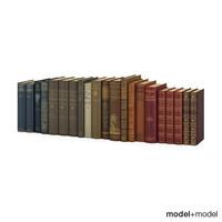 3dsmax old books set