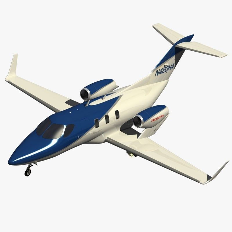 3d honda ha 420 hondajet for How much is a honda jet