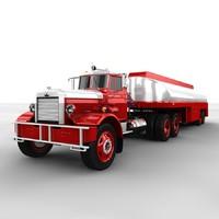 Peterbilt 281 (duel truck)