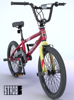 BMX (Rigged) (custom decals)