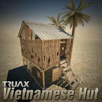 Truax Studio Vietnamese Hut