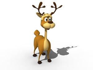 rein deer 3ds