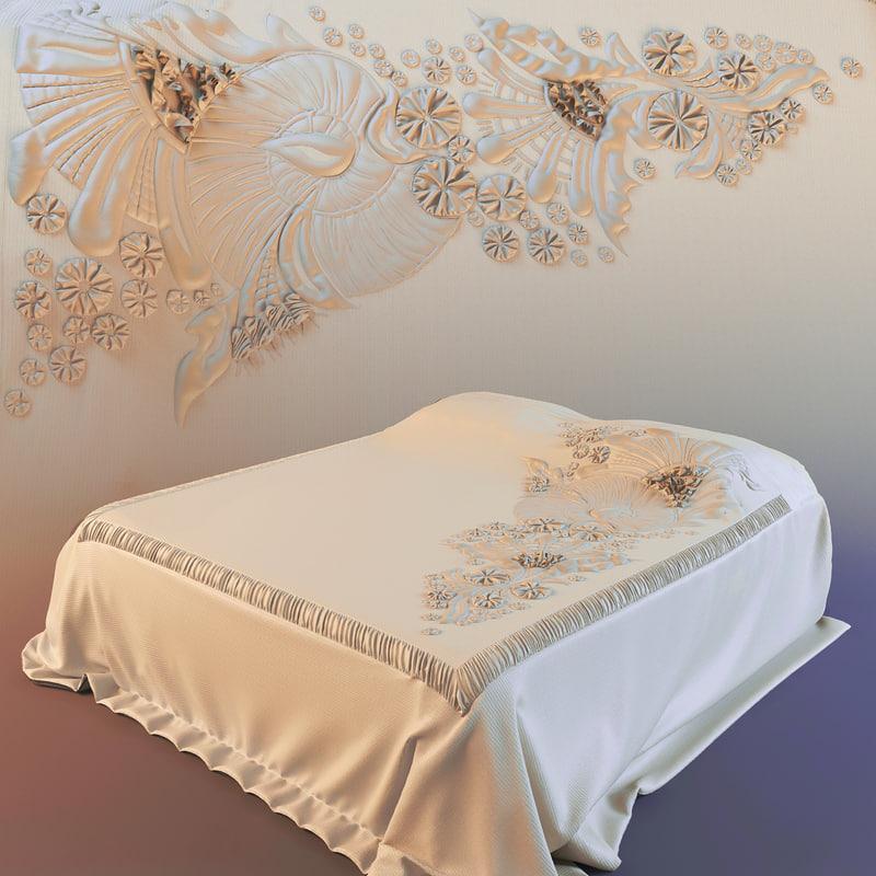 bed set max