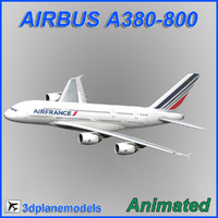 airbus a380-800 3ds