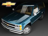 Chevrolet K5 Blazer Mk3