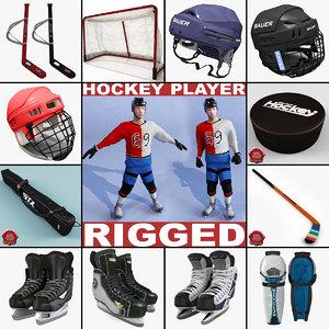 hockey 3 3ds