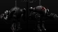 Juggernaut Robot