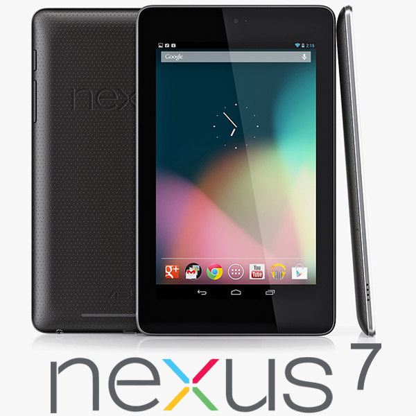 google nexus 7 new 3d 3ds
