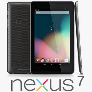 google nexus 7 new 3d 3ds