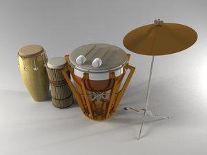free ma mode percussion