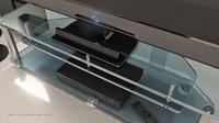3d sony tv stand model