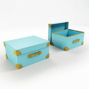 box 3d c4d
