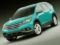 honda cr-v 2012 3ds