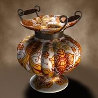 obj antique vase