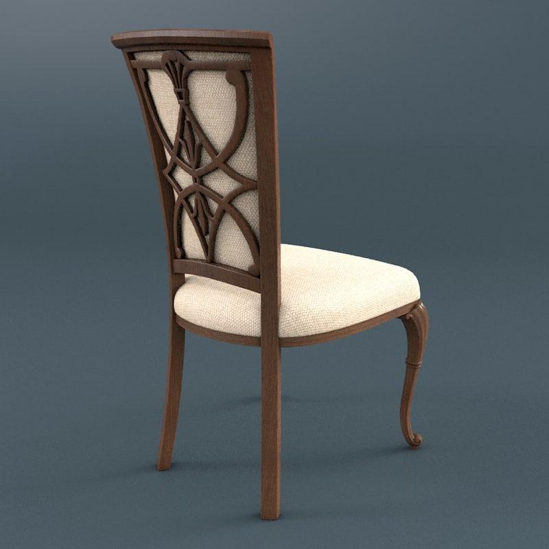 x classical chair