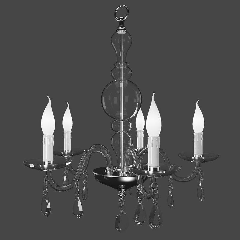lamp villa lumi 3d max