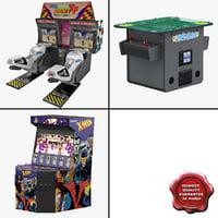 3d arcade games 2