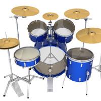 Standard Drum Kit: Max Format