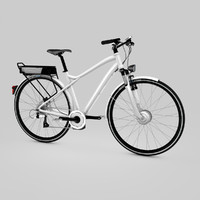 3d e-bike bike