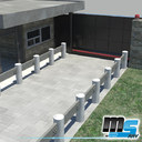 Automatic Gate 3D models