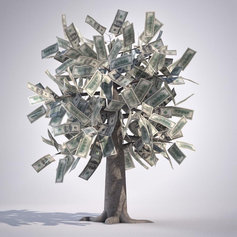money tree obj