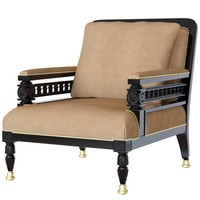 Ralph Lauren INDIAN COVE LODGE CLUB CHAIR 742-03