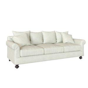 sofa lauren 3d max