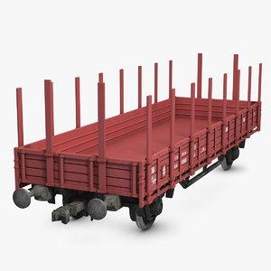cargo train wagon max