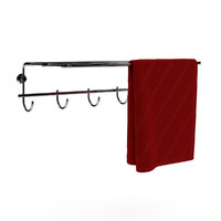 max wall towel hanger